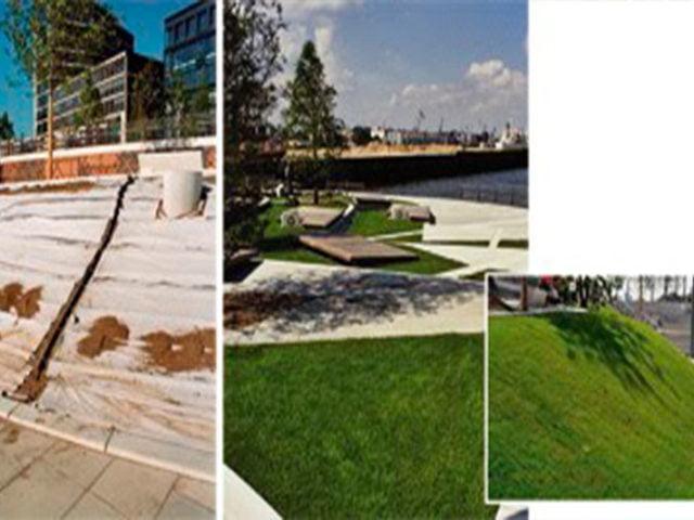 Innovador Sistema de Riego para Jardines y Areas Verdes