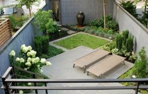 Paisajismo y mantenimiento de jardines
