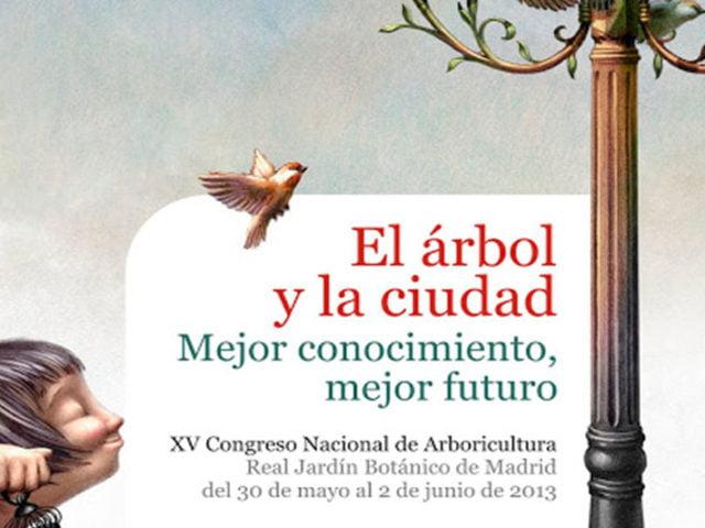 Recta final para el Congreso 2013 de la Asociación Española de Arboricultura