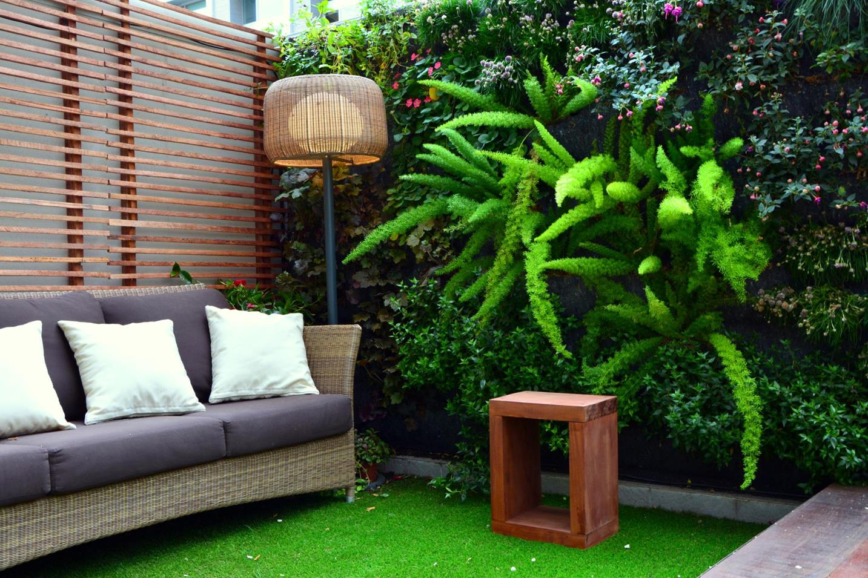 Peque ita pero el paisajismo es la clave jardines con alma for Paisajismo jardines fotos