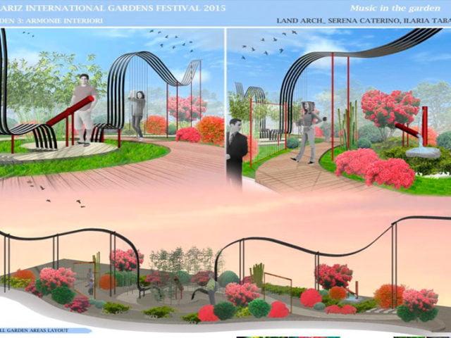 Sexta edición del Festival Internacional de Jardines de Allariz